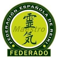 Federación Española de Reiki Logo
