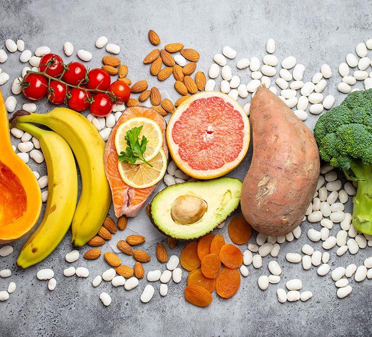 Importancia de minerales en la dieta