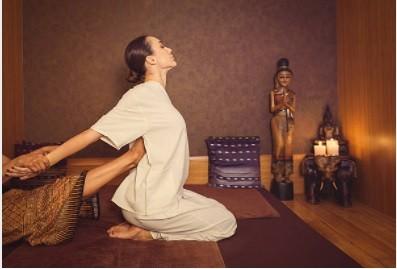 Masaje tailandes o masaje thaï 6
